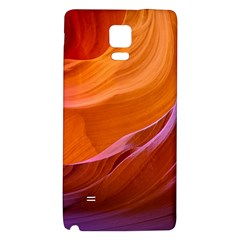 Antelope Canyon 2m Galaxy Note 4 Back Case by trendistuff