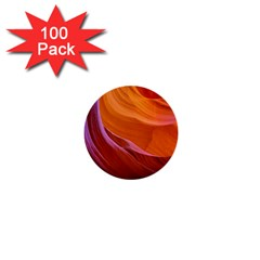 Antelope Canyon 2 1  Mini Buttons (100 Pack)  by trendistuff