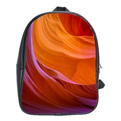 Antelope Canyon 2 School Bags(large)  by trendistuff