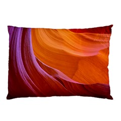 Antelope Canyon 2 Pillow Cases (two Sides) by trendistuff