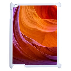 Antelope Canyon 2 Apple Ipad 2 Case (white) by trendistuff