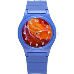 Antelope Canyon 2 Round Plastic Sport Watch (s) by trendistuff