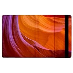 Antelope Canyon 2 Apple Ipad 3/4 Flip Case by trendistuff
