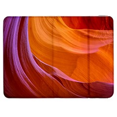 Antelope Canyon 2 Samsung Galaxy Tab 7  P1000 Flip Case by trendistuff