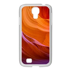 Antelope Canyon 2 Samsung Galaxy S4 I9500/ I9505 Case (white) by trendistuff