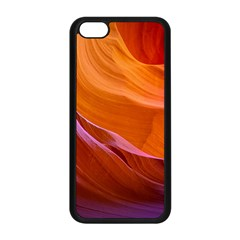 Antelope Canyon 2 Apple Iphone 5c Seamless Case (black) by trendistuff