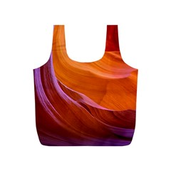 Antelope Canyon 2 Full Print Recycle Bags (s)  by trendistuff