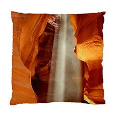 Antelope Canyon 1 Standard Cushion Case (one Side)  by trendistuff