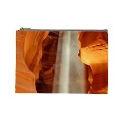 Antelope Canyon 1 Cosmetic Bag (large)  by trendistuff