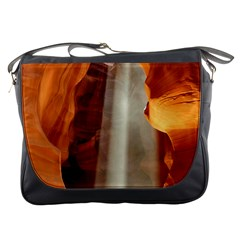 Antelope Canyon 1 Messenger Bags by trendistuff