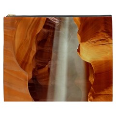 Antelope Canyon 1 Cosmetic Bag (xxxl)  by trendistuff