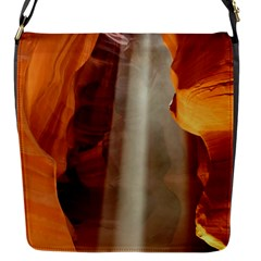 ANTELOPE CANYON 1 Flap Messenger Bag (S) by trendistuff