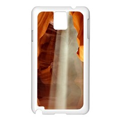 Antelope Canyon 1 Samsung Galaxy Note 3 N9005 Case (white) by trendistuff