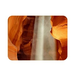 Antelope Canyon 1 Double Sided Flano Blanket (mini)  by trendistuff