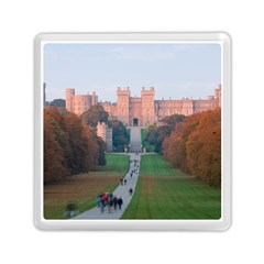 Windsor Castle Memory Card Reader (square)  by trendistuff