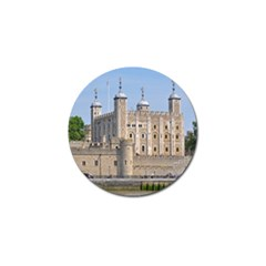Tower Of London 2 Golf Ball Marker by trendistuff
