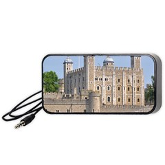 Tower Of London 2 Portable Speaker (black)  by trendistuff