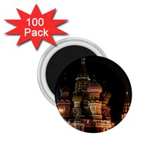 St Basil s Cathedral 1 75  Magnets (100 Pack)  by trendistuff