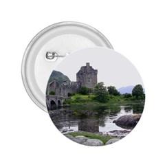 Scotland Eilean Donan 2 25  Buttons by trendistuff