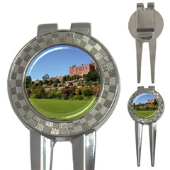Powis Castle Terraces 3 In 1 Golf Divots by trendistuff