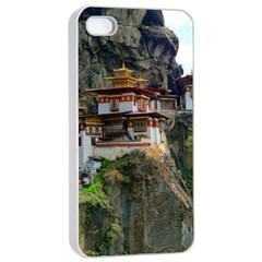 Paro Taktsang Apple Iphone 4/4s Seamless Case (white) by trendistuff