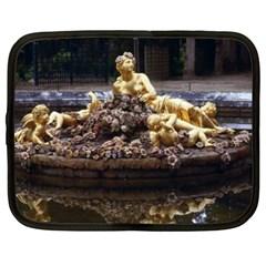 Palace Of Versailles 3 Netbook Case (xxl)  by trendistuff