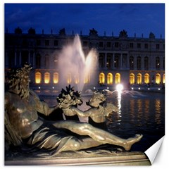 Palace Of Versailles 2 Canvas 12  X 12   by trendistuff