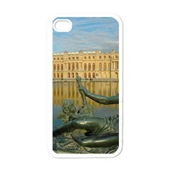 Palace Of Versailles 1 Apple Iphone 4 Case (white) by trendistuff