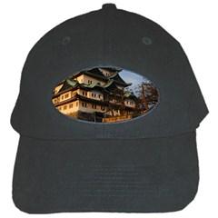 Nagoya Castle Black Cap by trendistuff