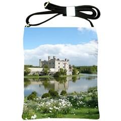 Leeds Castle Shoulder Sling Bags by trendistuff