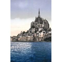 Le Mont St Michel 2 5 5  X 8 5  Notebooks by trendistuff