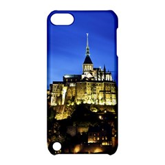 Le Mont St Michel 1 Apple Ipod Touch 5 Hardshell Case With Stand by trendistuff