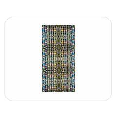 Kaleidoscope Jewelry  Mood Beads Double Sided Flano Blanket (large)  by BadBettyz