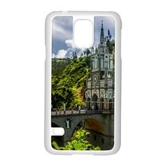 LAS LAJAS SANCTUARY 1 Samsung Galaxy S5 Case (White) by trendistuff