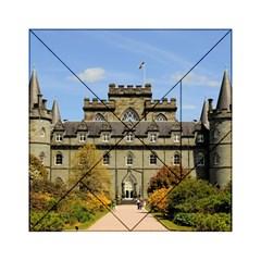 Inveraray Castle Acrylic Tangram Puzzle (6  X 6 ) by trendistuff