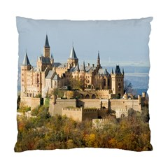 Hilltop Castle Standard Cushion Cases (two Sides)  by trendistuff