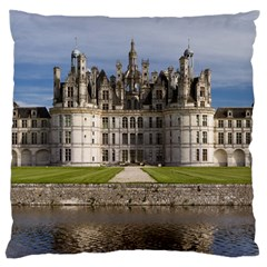 Chambord Castle Standard Flano Cushion Cases (two Sides)  by trendistuff