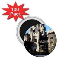 Butron Castle 1 75  Magnets (100 Pack)  by trendistuff