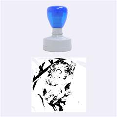 TARSIER Rubber Round Stamps (Medium) by trendistuff