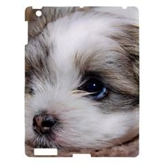 SAD PUPPY Apple iPad 3/4 Hardshell Case by trendistuff