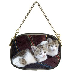 Kitty Twins Chain Purses (two Sides)  by trendistuff