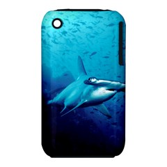 HAMMERHEAD Apple iPhone 3G/3GS Hardshell Case (PC+Silicone) by trendistuff