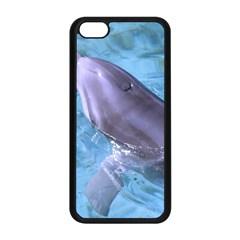Dolphin 2 Apple Iphone 5c Seamless Case (black) by trendistuff