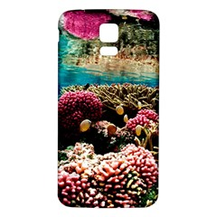 Coral Reefs 1 Samsung Galaxy S5 Back Case (white) by trendistuff