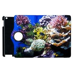 Coral Outcrop 1 Apple Ipad 2 Flip 360 Case by trendistuff