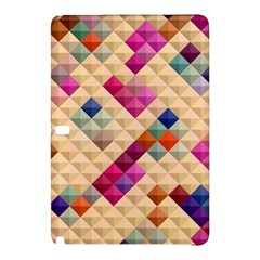 Mosaic & Co 01a  Samsung Galaxy Tab Pro 12 2 Hardshell Case by MoreColorsinLife
