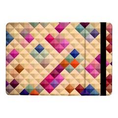 Mosaic & Co 01a  Samsung Galaxy Tab Pro 10.1  Flip Case by MoreColorsinLife