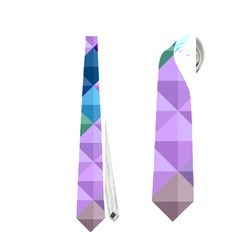 Mosaic & Co 01b Neckties (two Side)  by MoreColorsinLife