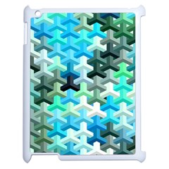 Mosaic & Co 02a Apple Ipad 2 Case (white) by MoreColorsinLife