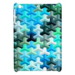 Mosaic & Co 02a Apple iPad Mini Hardshell Case by MoreColorsinLife
